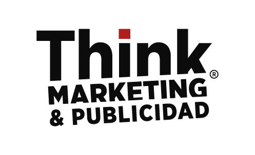 Logo,Think,Marketing, agencia, publicidad